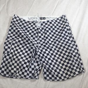 Vans Classic Era Checkered Board Shorts